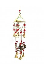 Brass Wind Chime Hanging