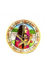 "Bhani Thani on Marble Plate - 6"" Inch"