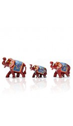 Decorative Elephant Set
