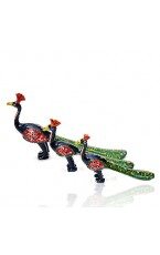 Decorative Peacock Set