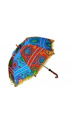 Rajasthan Embroidered Umbrella for Kids - Small