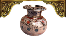 Brass Decorative Kalash